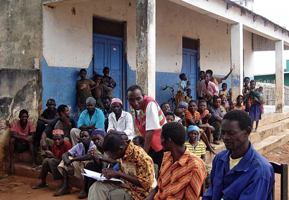 Capacitação de Comunidades Rurais para o Desenvolvimento Participativo no Distrito de Matutuíne