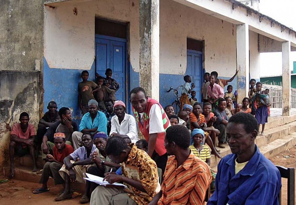 Capacity Building of Rural Communities for Participatory Development in the District of Matutuíne