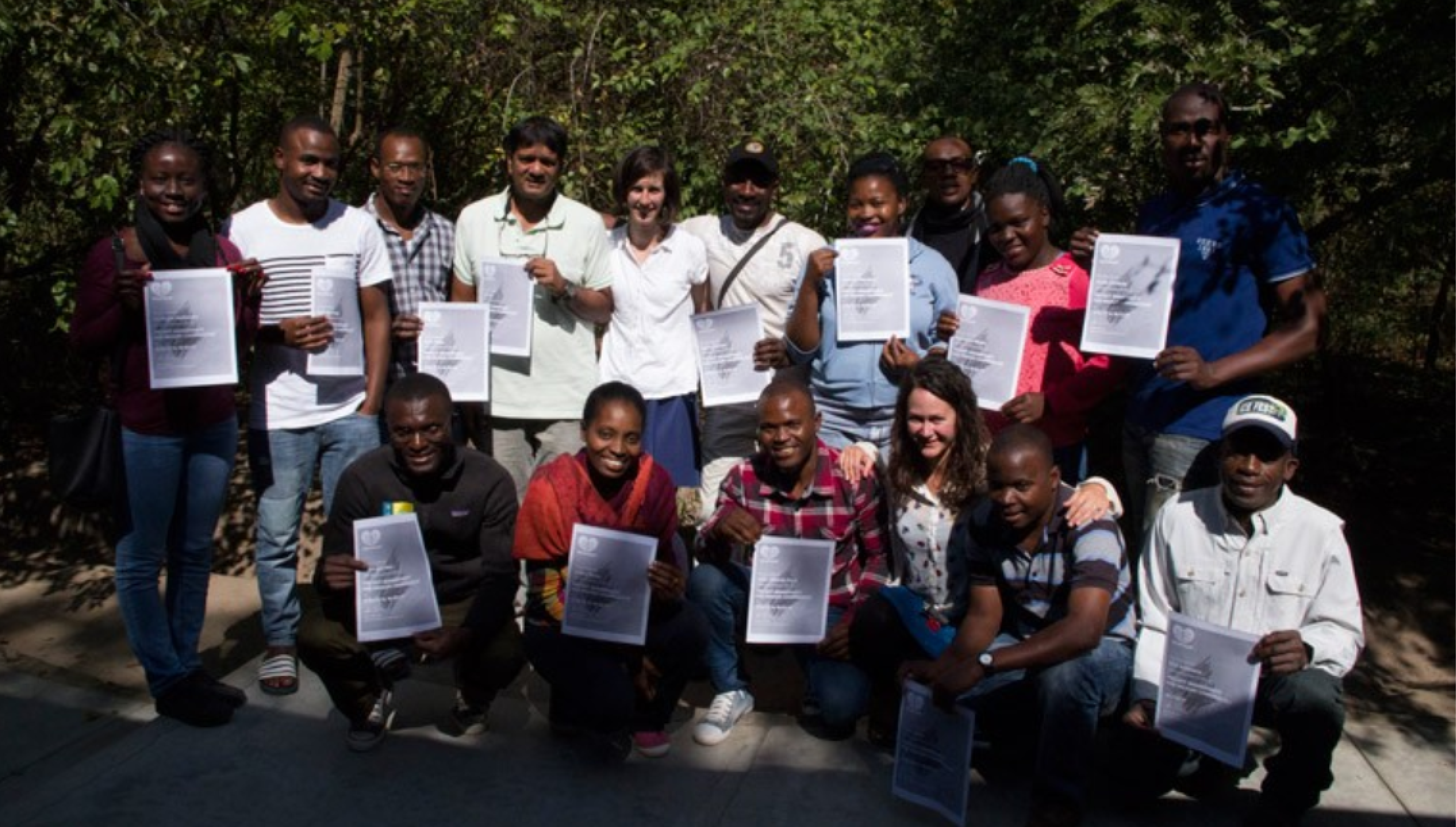Verde Azul participated in a Project Management Training for Biodiversity Conservation