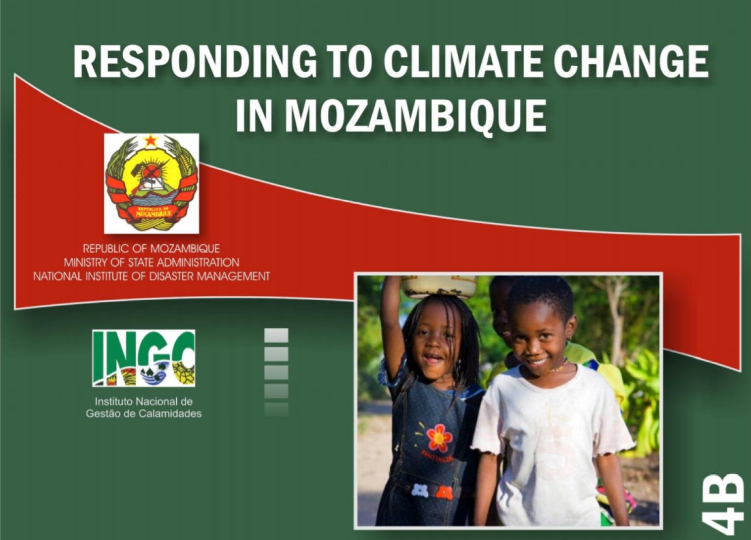 Resposta às Mudanças Climáticas em Moçambique – Fase 2