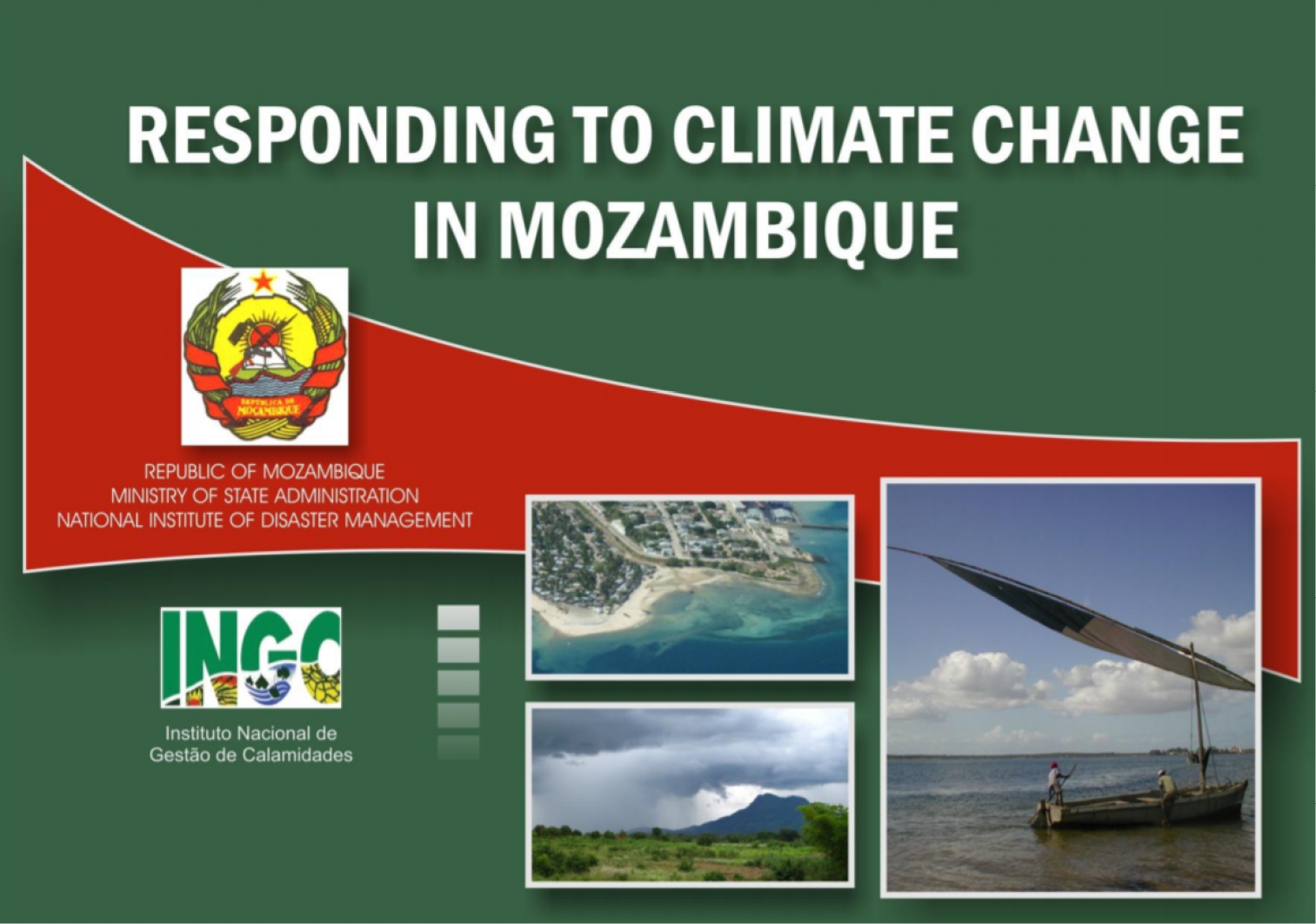 Climate Change Report in Mozambique
