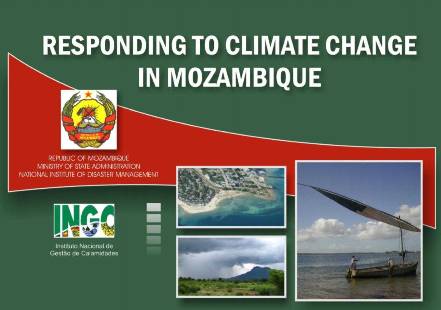 Relatório Mudanças Climáticas em Moçambique