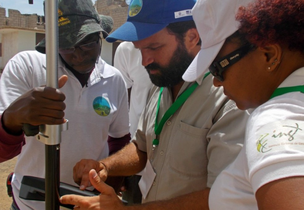Technical Assistance to the Terra Segura Project in Cape Verde