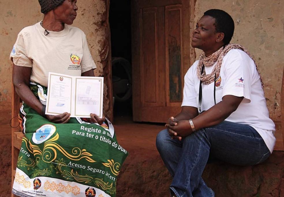 Protegendo os Direitos de Uso da Terra (DUAT) em Moçambique