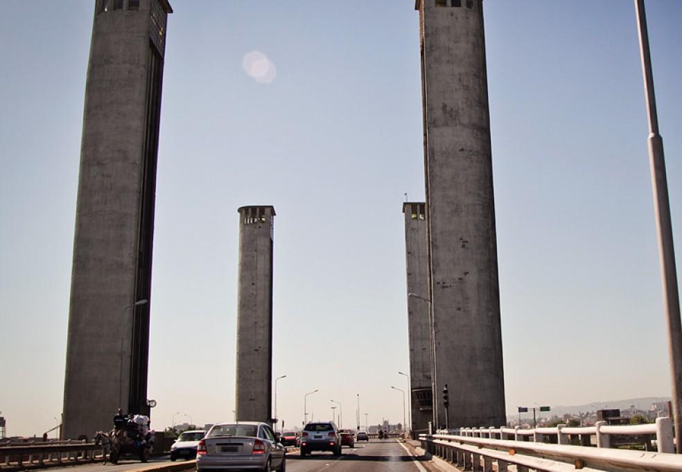 Monitoria, em Conexão, com o Projecto da Ponte do Zambeze em Caia