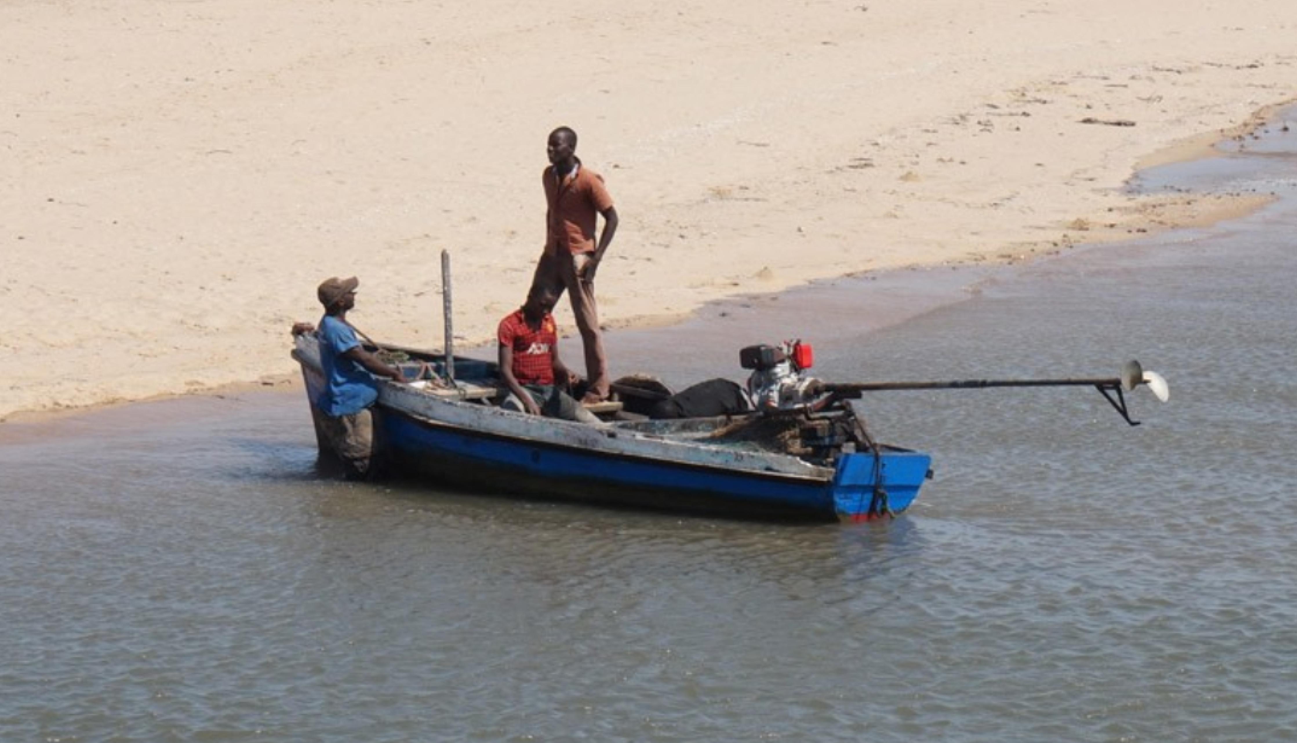 SUSTAIN: Recolha e Estudo de Dados de Base em Moçambique