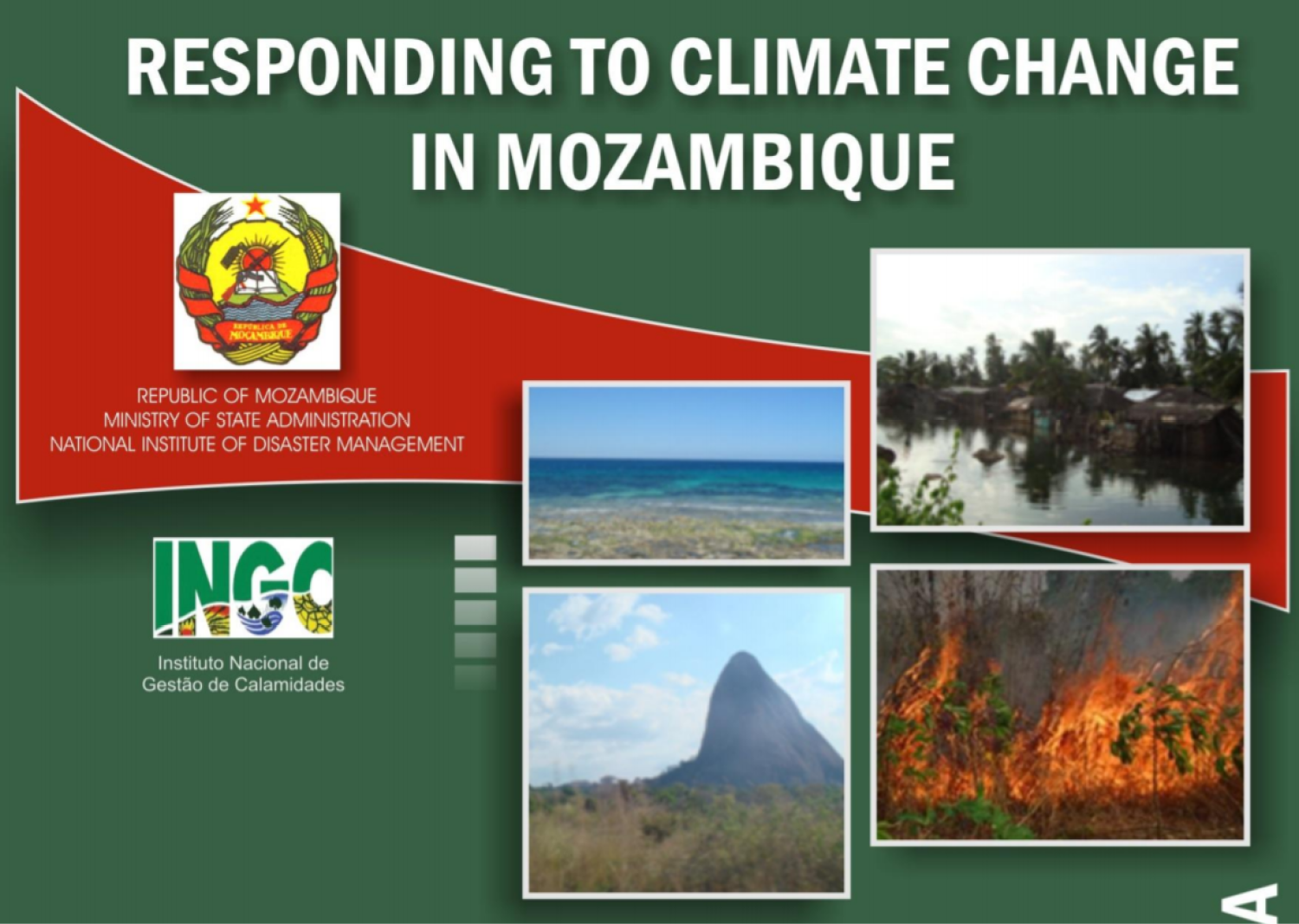 Response to Climate Change in Mozambique – Phase 1