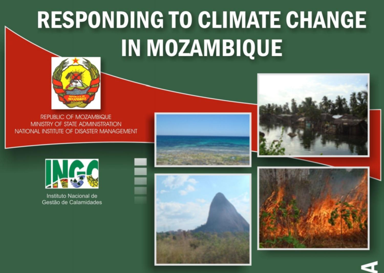 Resposta às Mudancas Climáticas em Moçambique – Fase 1